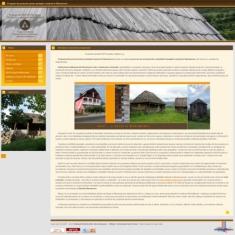 Program de protectie pentru peisajul construit in Maramures