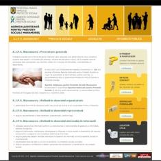 Agentia Judeteana pentru Prestatii Sociale Maramures