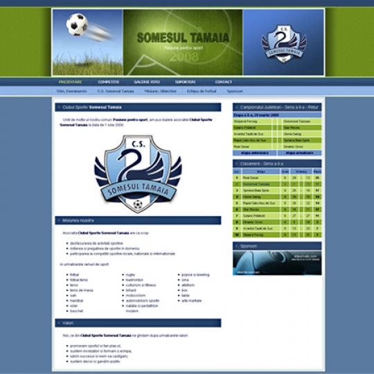 Clubul Sportiv Somesul Tamaia