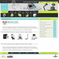 Medika - medical hardware & software