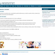 Asociatia Asistentilor Sociali Profesionisti Prosocial