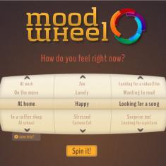 Moodwheel